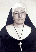 美籍修女Sister Marie Gratia Luking